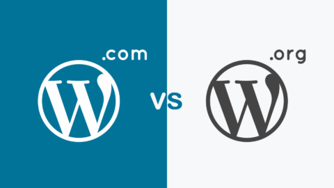 Wordpress.com vs. Wordpress.org? Which One is Right for You?